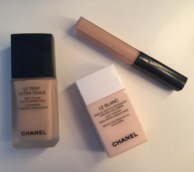 Chanel Makeup | Ultrawear Flawless Foundation